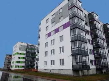 Архитектура комплекса в скандинавском стиле